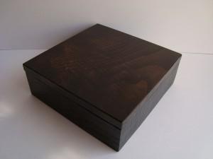 刳り物重箱
