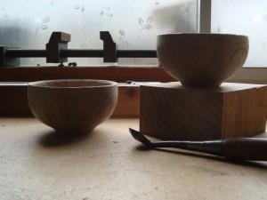 木の器 お椀